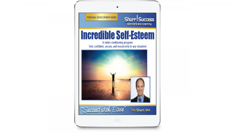 Incredible Self-Esteem (Brain Software)