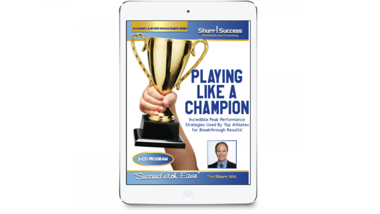 Playing Like A Champion! (Improve Your Golf Game!)