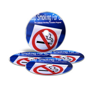 stop smoking (cd labels) 3D