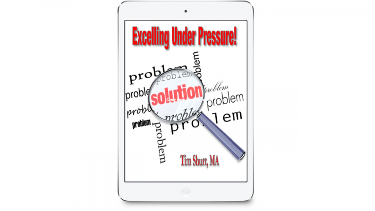 Excelling Under Pressure! (Turn Stress Into Success) Audiobook