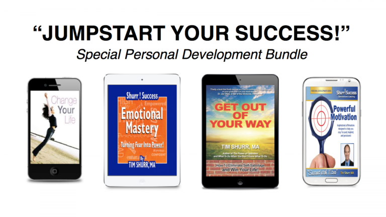 Jumpstart Your Success (Personal Development Bundle)