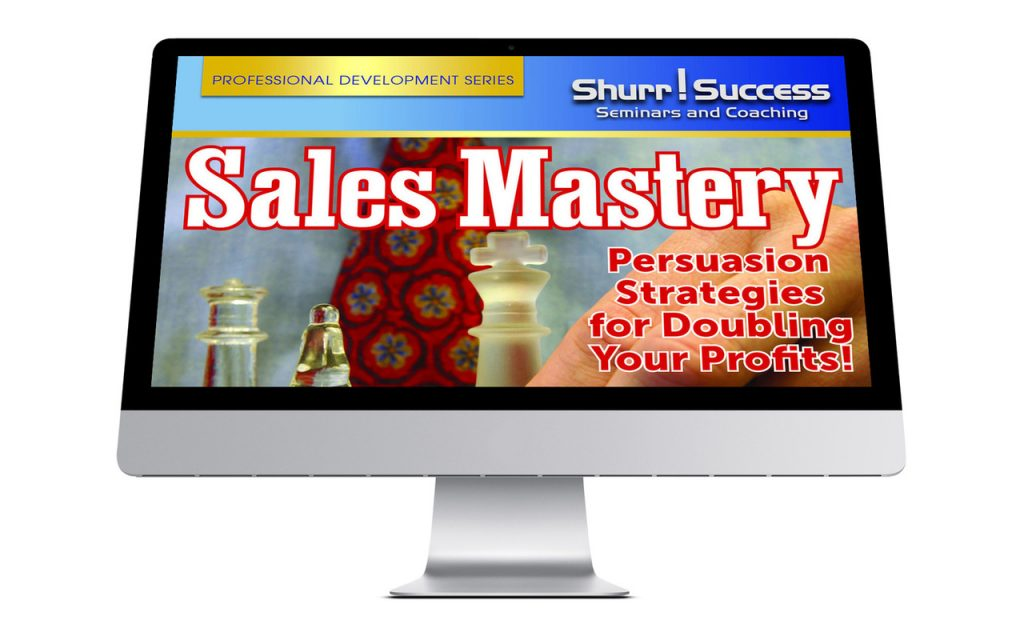 Sales Mastery Online Coaching Course