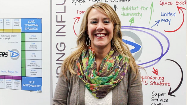 Andrea Butcher, VP of Leadership Development, Defenders Testimonial
