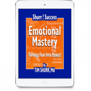 Emotional Mastery: Turning Fear Into Power!