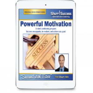 Powerful Motivation! (Brain Software)