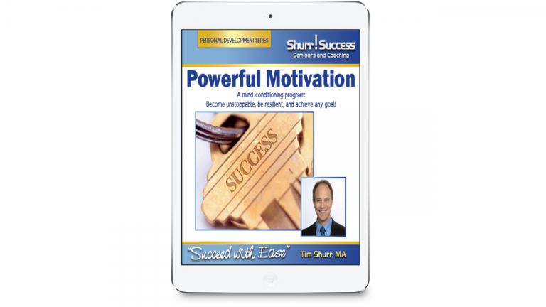 Powerful Motivation! (Brain Software)