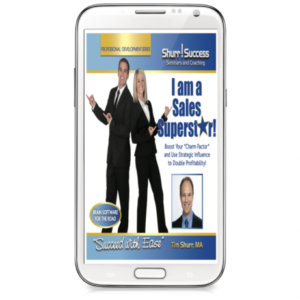 I Am A Sales Superstar! (Audio + Video)