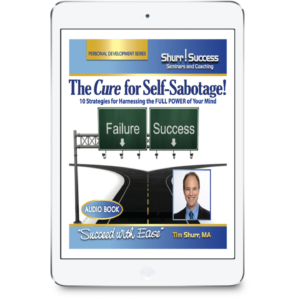 The Cure For Self-Sabotage (Audiobook)