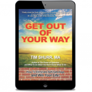 Get Out of Your Way! (E-Book)