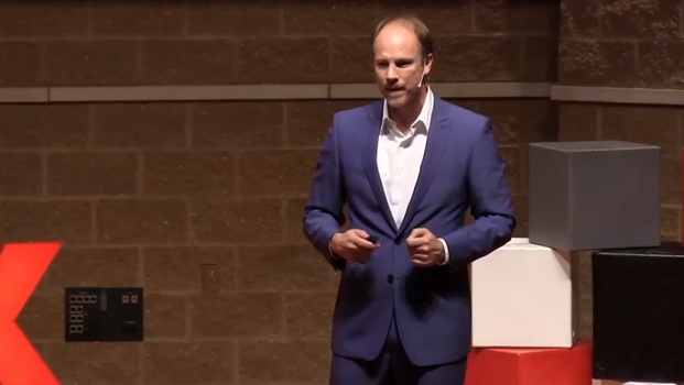 """Tim's TED Talk, How to """"Train Your Brain"""" for Success"""